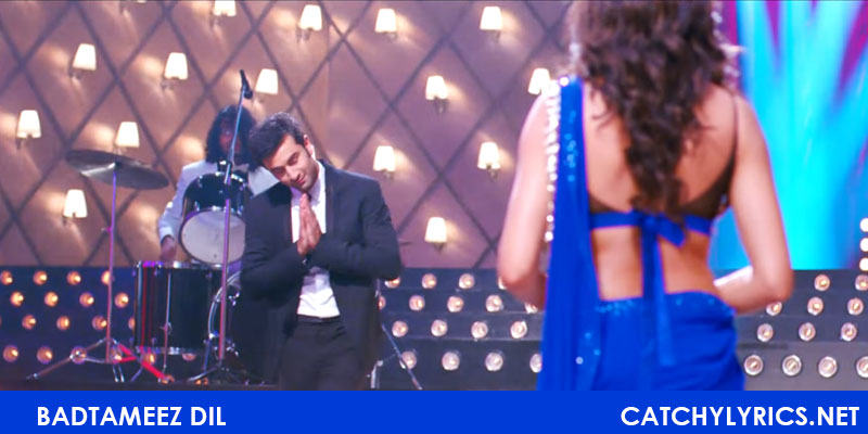 Badtameez Dil Full Song Lyrics – Yeh Jawaani Hai Deewani images