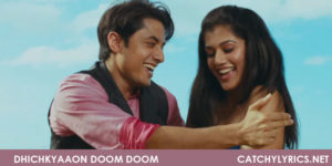 Chashme Baddoor – Dhichkyaaon Doom Doom Full Song Lyrics image