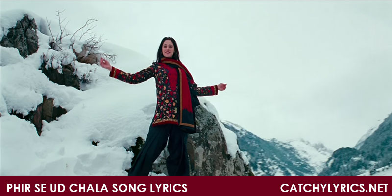 Phir Se Ud Chala Song Lyrics by Mohit Chauhan – Rockstar images