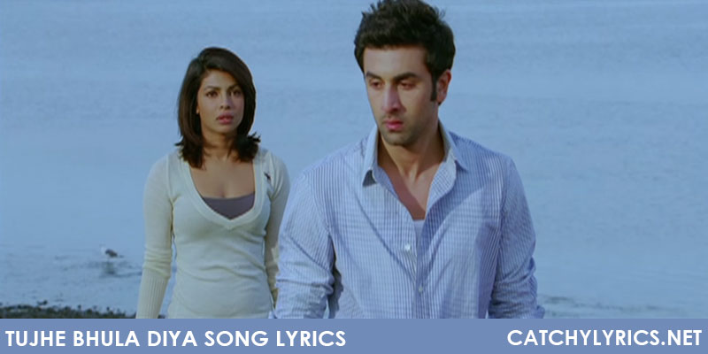 Tujhe Bhula Diya Song Lyrics – Anjaana Anjaani images