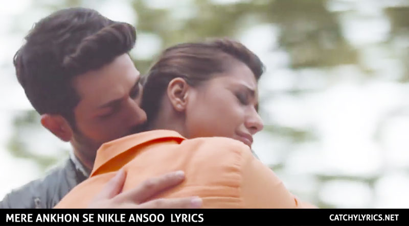 Mere Ankhon Se Nikle Ansoo Lyrics – RAFK, Shreya Ghoshal images