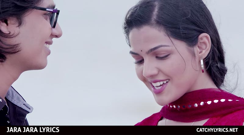 JARA JARA LYRICS – Ti Saddhya Kay Karte – MARATHI SONG images