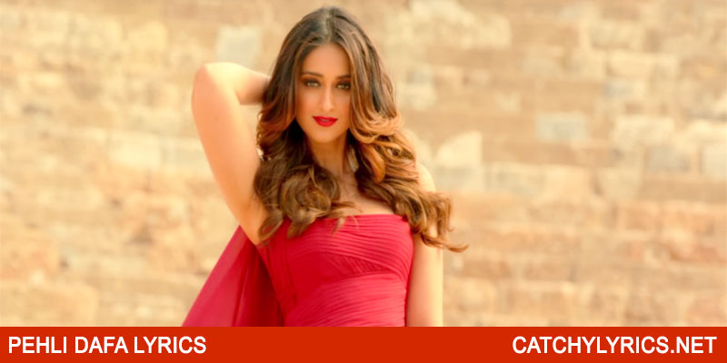 PEHLI DAFA LYRICS – Atif Aslam Feat. Ileana D'Cruz images
