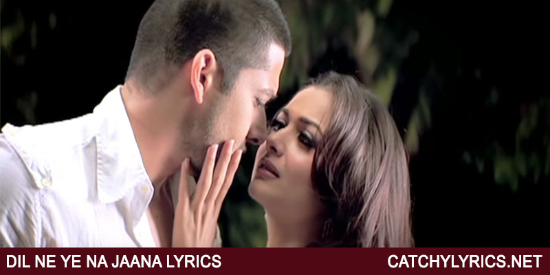 Dil Ne Ye Na Jaana Lyrics – RED (2007) | Himesh, Harshdeep images