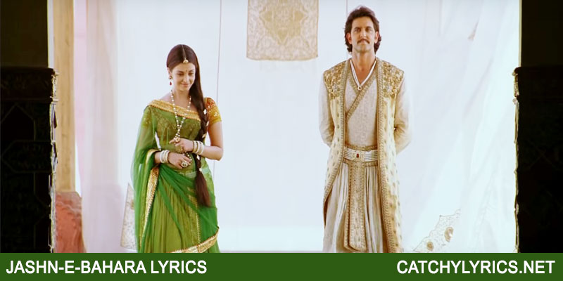 Jashn-E-Bahara Lyrics – Jodhaa Akbar – Javed Ali images