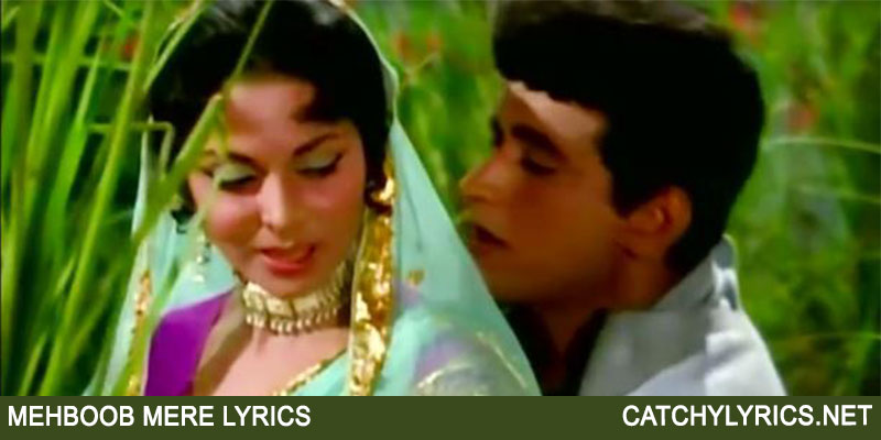 Mehboob Mere Lyrics – Lata Mangeshkar & Mukesh images