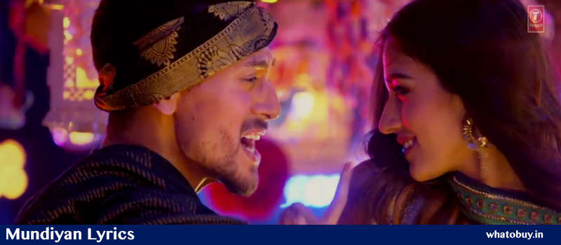MUNDIYAN LYRICS 😍 – Baaghi 2 Song | Tiger Shroff – Disha Patani images