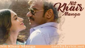 NIT KHAIR MANGA LYRICS – Raid (2018) image