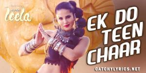 Ek Do Teen Chaar Lyrics – Ek Paheli Leela | Neha, Tony Kakkar image