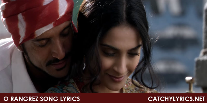 O Rangrez Song Lyrics – Bhaag Milkha Bhaag images