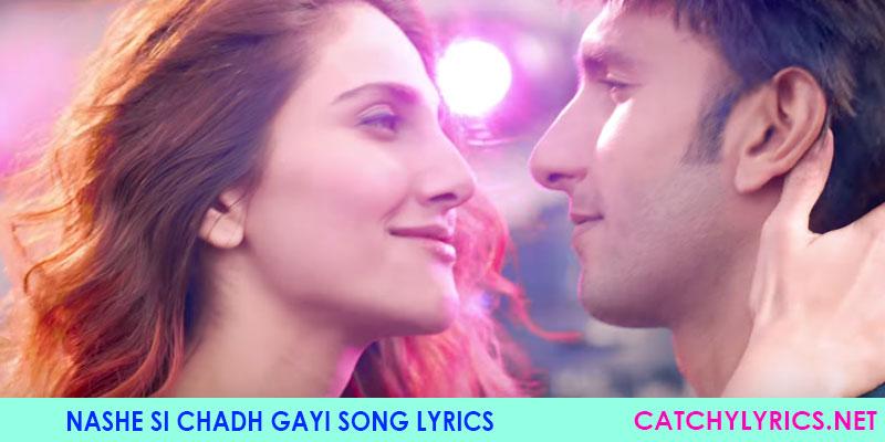 Nashe Si Chadh Gayi Lyrics – Befikre | Arijit Singh images