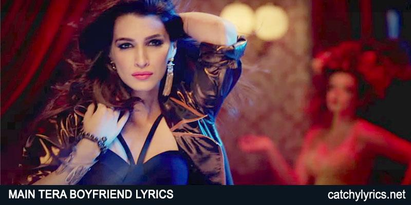 Main Tera Boyfriend Lyrics – Raabta – Arijit & Neha Kakkar images